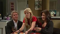 Oliver Barnes, Elle Robinson, Rebecca Napier in Neighbours Episode 5263