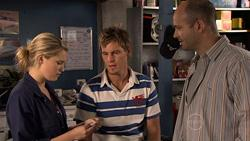 Janae Timmins, Ned Parker, Steve Parker in Neighbours Episode 5263