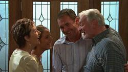 Susan Kennedy, Rachel Kinski, Karl Kennedy, Tom Kennedy in Neighbours Episode 5263