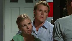 Elle Robinson, Oliver Barnes, Ned Parker in Neighbours Episode 5268