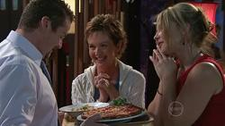 Toadie Rebecchi, Susan Kennedy, Steph Scully in Neighbours Episode 5268