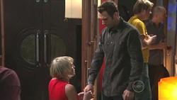 Pepper Steiger, Adam Rhodes in Neighbours Episode 5269