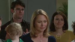 Charlie Hoyland, Frazer Yeats, Miranda Parker, Rosie Cammeniti in Neighbours Episode 5270