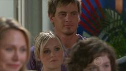 Miranda Parker, Janae Hoyland, Ned Parker, Bridget Parker in Neighbours Episode 5270