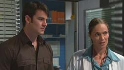 Frazer Yeats, Dr. Peggy Newton in Neighbours Episode 5271