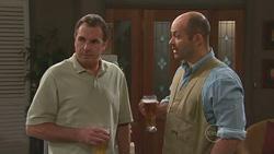 Karl Kennedy, Steve Parker in Neighbours Episode 5272