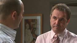 Steve Parker, Karl Kennedy in Neighbours Episode 5272