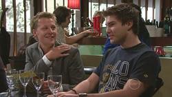 Oliver Barnes, Declan Napier in Neighbours Episode 5273