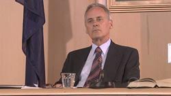 Judge Roy Evans in Neighbours Episode 5273