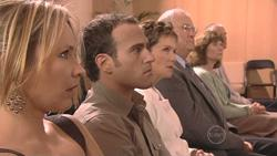Steph Scully, Stonie Rebecchi, Susan Kennedy, Harold Bishop in Neighbours Episode 5273