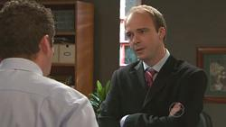 Toadie Rebecchi, Tim Collins in Neighbours Episode 5274