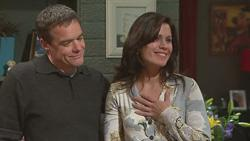 Paul Robinson, Rebecca Napier in Neighbours Episode 5274