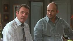 Karl Kennedy, Steve Parker  in Neighbours Episode 5275