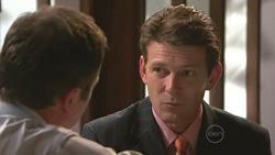 Karl Kennedy, Christian Johnson  in Neighbours Episode 5275