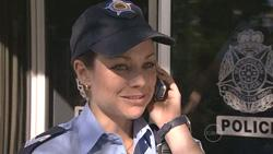 Snr. Const. Sophie Cooper in Neighbours Episode 5276