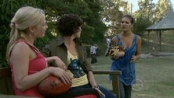 Nicola West, Bridget Parker, Rachel Kinski in Neighbours Episode 5447