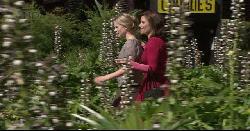 Elle Robinson, Rebecca Napier in Neighbours Episode 5448
