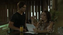 Ty Harper, Libby Kennedy in Neighbours Episode 5451
