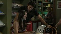 Carmella Cammeniti, Marco Silvani in Neighbours Episode 5453