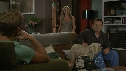 Dan Fitzgerald, Samantha Fitzgerald, Toadie Rebecchi in Neighbours Episode 5453