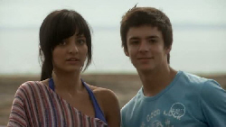 Taylah Jordan, Zeke Kinski in Neighbours Episode 5454