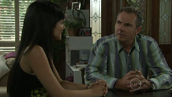 Taylah Jordan, Karl Kennedy in Neighbours Episode 5455