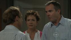 Brad Jordan, Susan Kennedy, Karl Kennedy in Neighbours Episode 5456