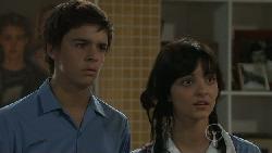 Zeke Kinski, Taylah Jordan in Neighbours Episode 5456