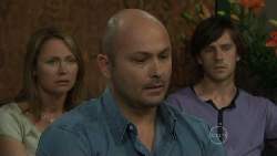 Miranda Parker, Steve Parker, Riley Parker in Neighbours Episode 5460