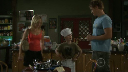 Kirsten Gannon, Mickey Gannon, Ned Parker in Neighbours Episode 5460
