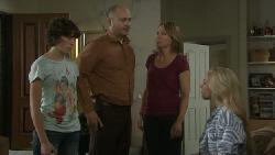 Bridget Parker, Steve Parker, Miranda Parker, Nicola West in Neighbours Episode 5461