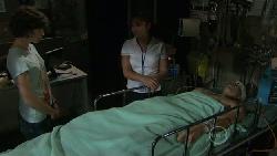 Bridget Parker, Nurse Jodie Smith, Chris Knight in Neighbours Episode 5461