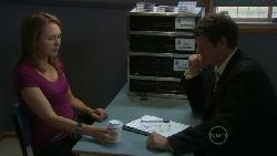 Miranda Parker, Detective Alec Skinner in Neighbours Episode 5461