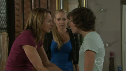 Miranda Parker, Nicola West, Bridget Parker in Neighbours Episode 5462