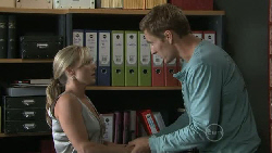 Samantha Fitzgerald, Dan Fitzgerald in Neighbours Episode 5462