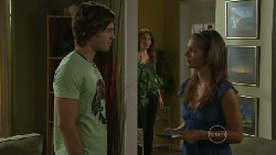 Ty Harper, Rachel Kinski, Libby Kennedy in Neighbours Episode 5462