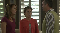 Miranda Parker, Susan Kennedy, Karl Kennedy in Neighbours Episode 5462