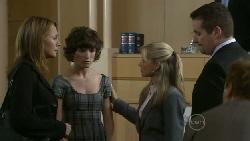 Miranda Parker, Bridget Parker, Samantha Fitzgerald, Toadie Rebecchi in Neighbours Episode 5463