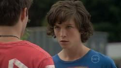 Declan Napier, Bridget Parker in Neighbours Episode 5463