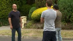 Steve Parker, Mozzie Cummings in Neighbours Episode 5464