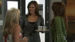 Samantha Fitzgerald, Rebecca Napier, Libby Kennedy in Neighbours Episode 5464