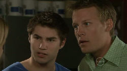 Declan Napier, Oliver Barnes in Neighbours Episode 5466