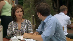 Rebecca Napier, Declan Napier in Neighbours Episode 5467