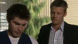 Declan Napier, Oliver Barnes in Neighbours Episode 5467