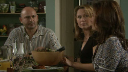 Steve Parker, Miranda Parker, Rebecca Napier in Neighbours Episode 5467