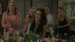 Miranda Parker, Steph Scully, Carmella Cammeniti, Susan Kennedy, Libby Kennedy in Neighbours Episode 5468