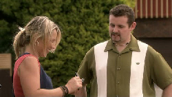 Steph Scully, Toadie Rebecchi in Neighbours Episode 5469