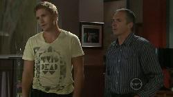 Dan Fitzgerald, Karl Kennedy in Neighbours Episode 5469