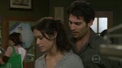 Carmella Cammeniti, Marco Silvani in Neighbours Episode 5470