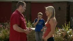 Toadie Rebecchi, Callum Jones, Steph Scully in Neighbours Episode 5471